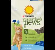 Purina Yesterday's News Fresh Scent Cat Litter – 13.2 lb. Bag (4 Pack)