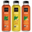 Pure Leaf Tea House Collection, Organic Iced Tea Variety Pack, 14 Ounce Bottles,