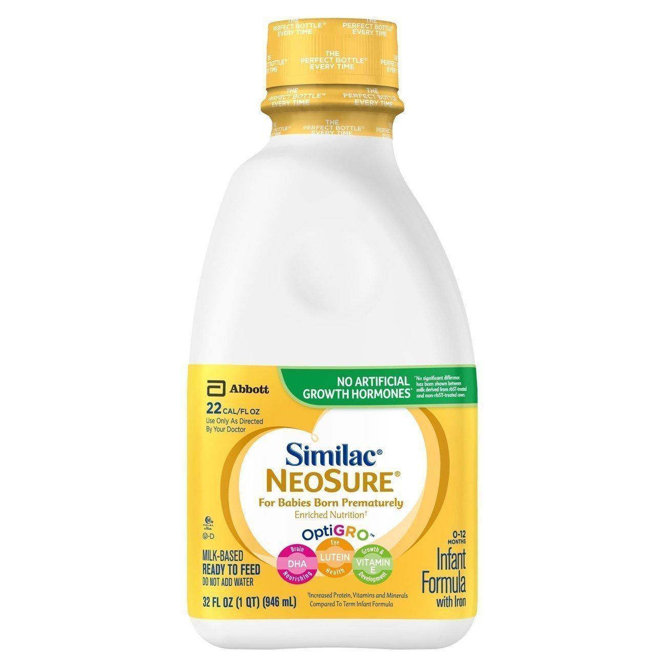 Baby Formula Similac NeoSure