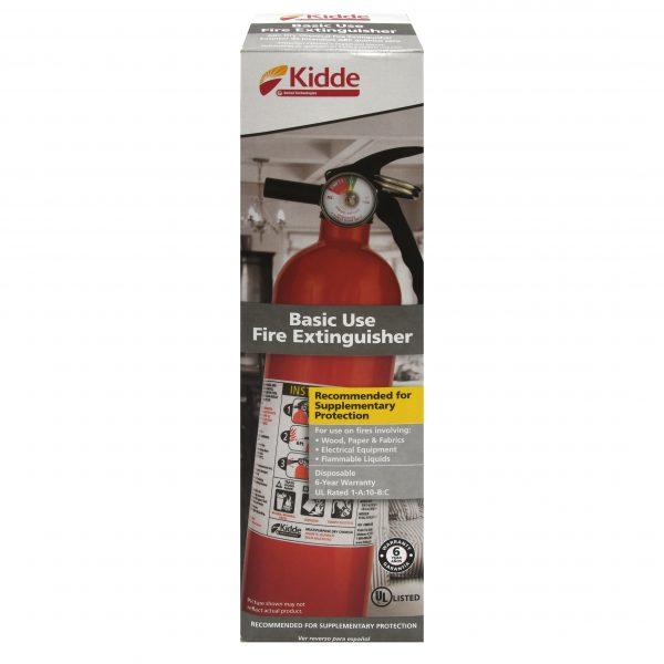 Purpose Fire Extinguisher