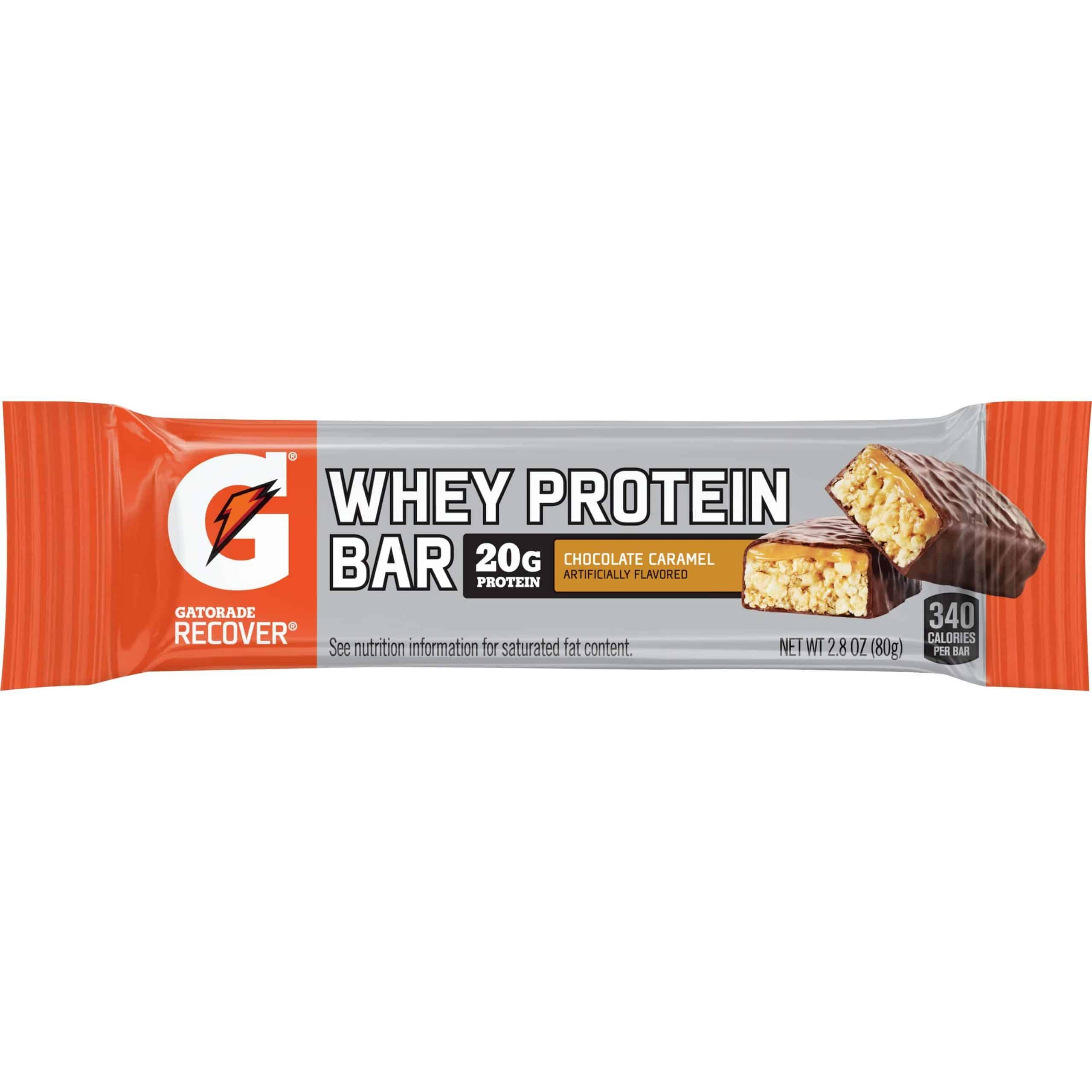 Gatorade Protein Bar Chocolate Chip 2.8 OZ (Pack of 24)