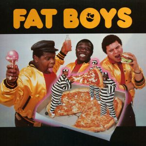 LP Vinyl Record Fat Boys
