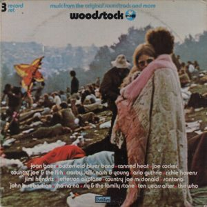 LP Vinyl Record Photo from Discogs Woodstock
