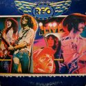 2 × Vinyl LP REO Speedwagon – You Get What You Play For G